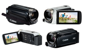 Canon HF R506;