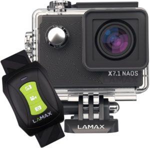Lamax X7.1 Naos recenze a návod