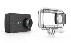 Xiaomi Yi 4K+ (4K Plus) recenze a návod