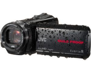 JVC GZ-R405 recenze a návod