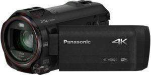 Panasonic HC-VX870 recenze a návod