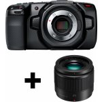 Blackmagic Design Pocket Cinema Camera 4K recenze, cena, návod