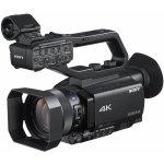 Sony HXR-NX80 recenze, cena, návod