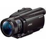 Sony FDR-AX700 recenze, cena, návod