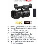 Sony HXR-NX200 recenze, cena, návod