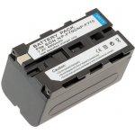 Baterie TRX pro Sony 4400mAh Baterie, pro videokameru, fotoaparát, 4400mAh, Li-Ion, pro Sony NP-F330, F530, F570, F750, F770, F930, F950, F960 TRX-NP-F750 recenze, cena, návod