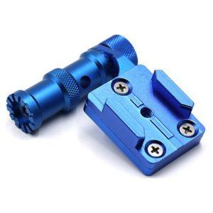 ROLLIN Držák CNC pro GoPro na rychloupínací střed kola – GO_5681 recenze, cena, návod